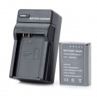 Replacement 1220mAh 7.6V Li-ion Battery Pack w/ Charger for Olympus OM-D E-M5 + More