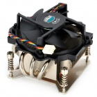 ECC-00682-01-GP 4500RPM Heatsink w/ Cooling Fan - Black + Silver (Socket LGA1366/LGA1356)