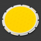 20W 900LM 3300K Warm White Light COB LED Module - Yellow + Silver (32~34V)