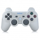 Avitoy Rechargeable Bluetooth Wireless Controller for iPhone / iPod Touch / iPad - Silver