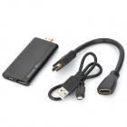 Rikomagic MK802 III Dual-Core Android 4.1.1 Google TV Player w/ Wi-Fi / 1GB RAM / 8GB ROM - Black