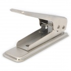 HD-213 Nano SIM Card Cutter Machine for Iphone 5 - Silver