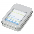 Rechargeable 3600mAh Li-ion Battery for Samsung N7100 Galaxy Note2 - White + Blue