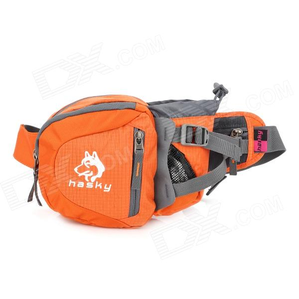 Hasky CY-2008 Camping Hiking Waist Bag - Orange (6 L)