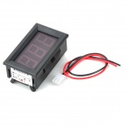 S3230 3-Digit Red LED Digital Voltage Meter (DC 3.2~30V)