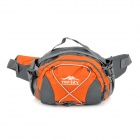 Topsky Multi-Functional Wandern Klettern Waist Bag - Grey + Orange (8 L)