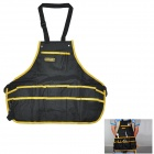 EXPLOIT Multi-Function Repairing Tool Storage Apron Bag - Black + Yellow