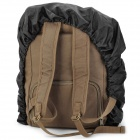 Caden F5 Multi-Functional Retro Canvas Camera Backpack Bag - Olive Brown