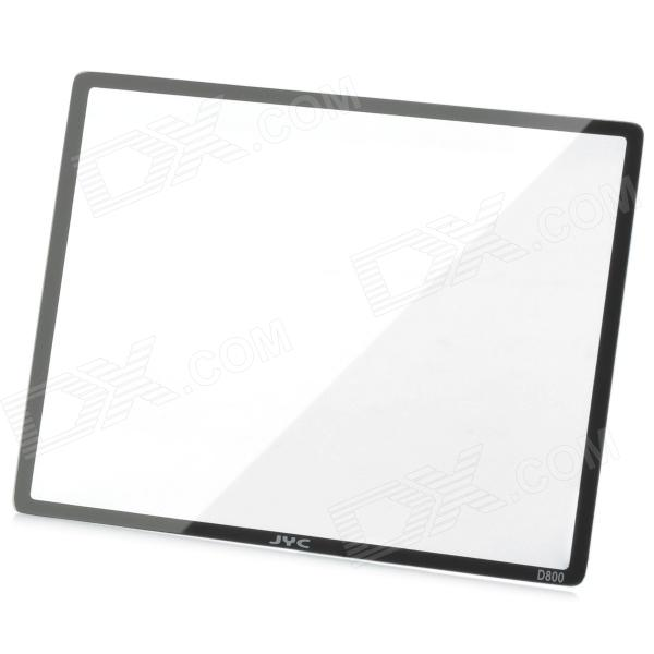 Genuine JYC High Transparency Optical Glass LCD Screen Protector for Nikon D800 ice3br0665jz 3br0665jz dip 7