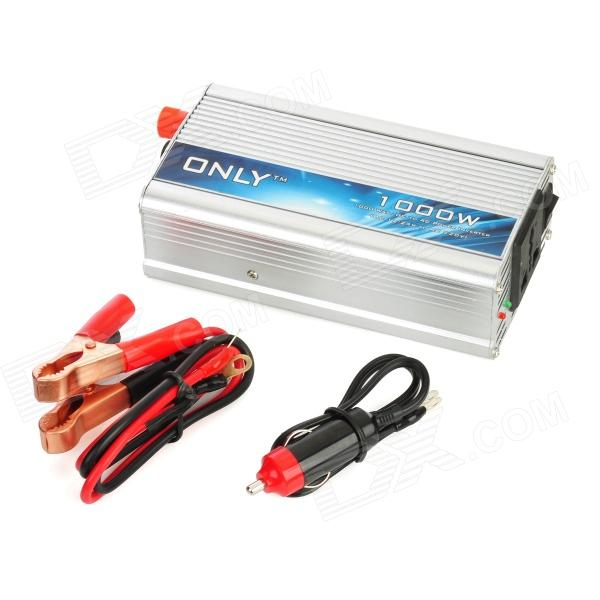 WP100 1000W DC 10~15V to AC 220V Car Power Inverter
