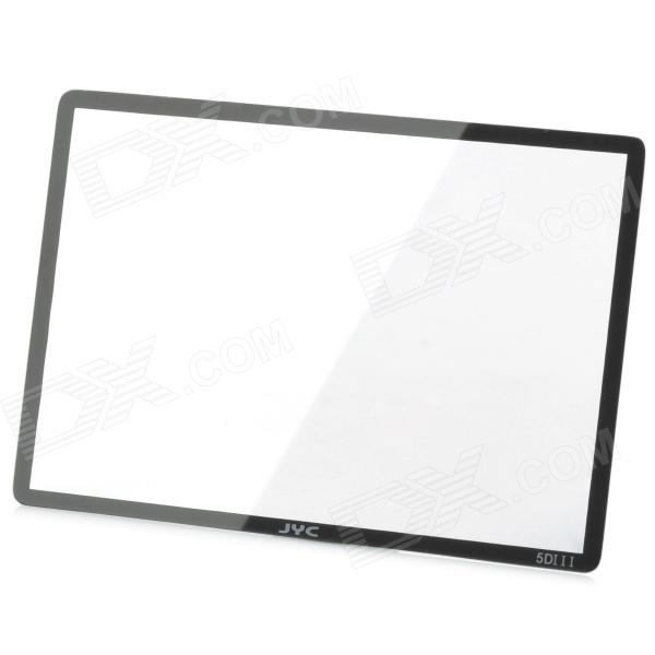 Genuine JYC High Transparency Optical Glass LCD Screen Protector for Canon 5D MK III ice3br0665jz 3br0665jz dip 7