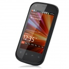 "S720C Android 2.3 GSM Bar Phone w/ 3.5"" Capacitive Screen, Quad-Band, Wi-Fi and Dual-SIM - White"