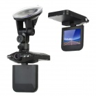 "2.5"" LCD 1.3 MP Wide Angle Digital Car DVR Camcorder with Mini HDMI - Black"
