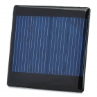 2V 150mA Solar Powered Battery Panel Board - Black