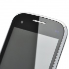 "S6500 Android 4.0 GSM Cellphone w/ 3.5"" Capacitive Screen, Quad-Band, Wi-Fi, TV and Dual-SIM - Black"