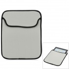 "Protective Neoprene Soft-Sleeve Bag Tasche für 9,7 ""Tablet Notebook - Grau"
