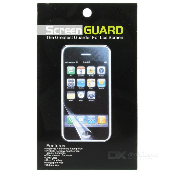 Protective Glossy Screen Guards for Samsung Galaxy Note 2 / N7100 (10 PCS)