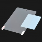 Protective PET Matte Screen Protector w/ Cleaning Cloth for Google Nexus 7 - Transparent