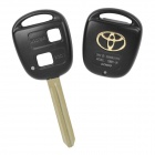 Toyota 2-Button Remote Key Casing