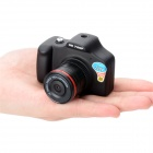 1.5'' TFT CMOS 1MP Wide Angle Mini Handheld Digital Car DVR Camcorder w/ Microphone - Black