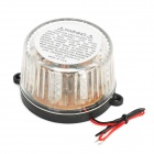 Waterproof 3W 48lm 24-LED RGB Colorful Light Motorcycle Decoration / Warning Flashing Lamp (12V)