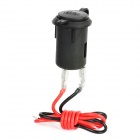 Vehicle Car DIY Cigarette Lighter Socket (12V)