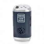 OZIO EP15 150W DC 11~15V to AC 220~235V Car Power Inverter with USB Port
