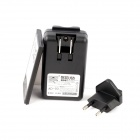 Replacement 3.7V 3500mAh Battery Pack + US / EU Plug Power Adapter for Samsung Galaxy Note 2 N7100