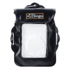 Bingo WP01_01 Waterproof Protective PVC Bag for Small Camera - Black