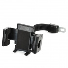Motorcycle 360 Degree Rotating Mount Holder for GPS / Cell Phone / Walkie Talkie / MP4 - Black