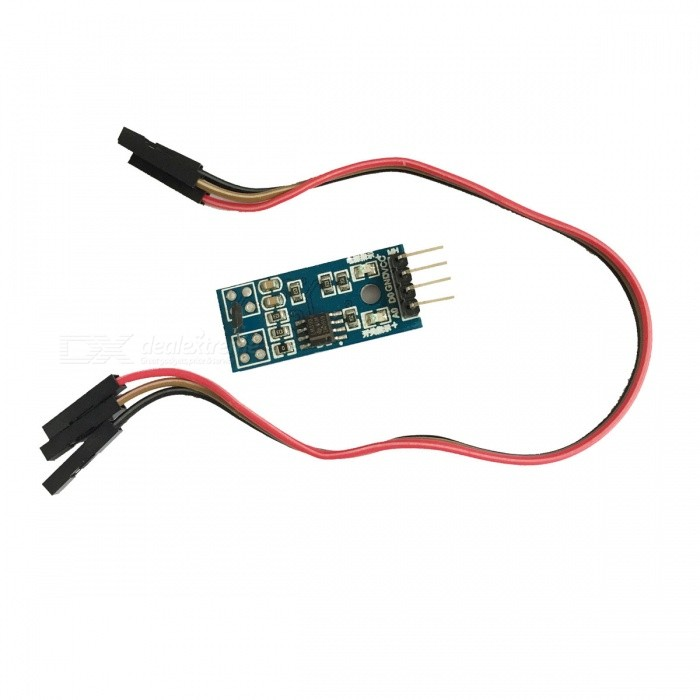 Hall Switch Hall Sensor Module for Smart Car - Blue (DC 5V) 2pcs cf18 kt led flasher 8 pin adjustable relay module fix auto car signal error flashing blinker 81980 50030 06650 4650 150w