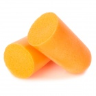 3M 1100 Bullet stilen mjukt Anti-Buller Öronproppar - Orange (par)
