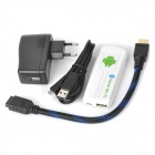 UG007 Android 4.1 Dual-Core Bluetooth Google TV Player w/ Wi-Fi / 1GB RAM / 8GB ROM - White