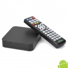 Android 4.0 Google TV Player w/ Wi-Fi / 1GB RAM / 4GB ROM - Black