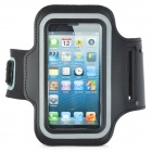 Fashion Sports Outdoor Armband for Iphone 5 - Black