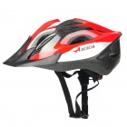ACACIA S-380 Outdoor Bike Bicycle Riding Helmet - Red + Black