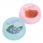 Blueberry / Rose Scent Nail Varnish Remover Pads (32 x 2 PCS)
