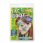 6-Color Party Cosplay Fun Face Body Painting Pen (6 PCS)