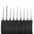 Advanced 9-Piece Set Lock Picks