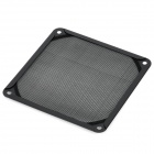 Akasa Aluminum Computer Case Fan Dust Guard Grill Filter - Black (12 x 12cm)