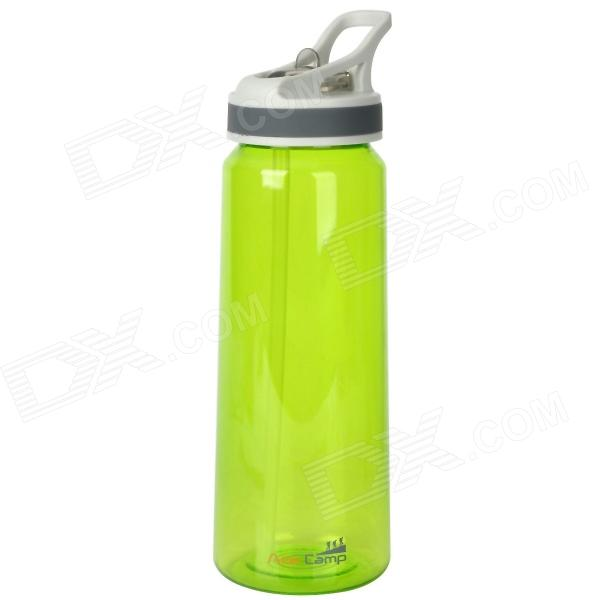 AceCamp 1555 Travel Sports Water Bottle - Transparent Green (800ml) acecamp 1014