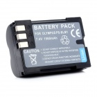 "BLM1 Replacement 7.4V ""1560mAh"" Battery for Olympus 8080 / 7070 / E300 / E500 / C5060 / E510 - Black"