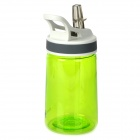 AceCamp 1551 Travel Sports Water Bottle - Transparent Green (350ml)