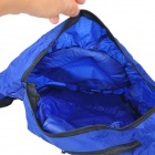 Acecamp 4831 Outdoor Sports Portable Water Resistant Nylon Shoulder Backpack - Deep Blue