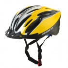 LIMAR X3 Outdoor Bike Bicycle Cycling Helmet - Yellow + Silver + Black