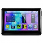 T13 4.3&quot; TFT Touch Screen MP4 / MP5 Player w/ FM - Black (4GB)