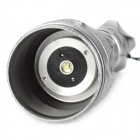 UltraFire C11 265lm 5-Mode Memory White Light Flashlight w/ Cree XR-E Q5 - Silver (1 x 18650)