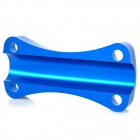 Motorcycle Aluminum Alloy Handle Head Holder Cover Module for Suzuki Haojue EN-2A / EN-3A / SYM T1