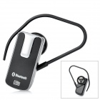 LY-N98 Rechargeable Bluetooth V2.1 Handsfree Headset w/ Microphone - Black + Silver