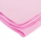 PVA Chamois Car/House Cleaning Towel Cloth - Pink (Size L)